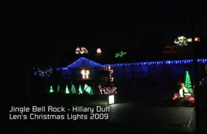 deblen - Jingle Bell Rock by Hillary Duff