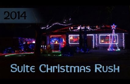 ryanschristmaslights - Suite Christmas Rush by Carrie Lyn Infusion