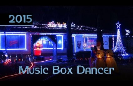 ryanschristmaslights - Music Box Dancer by DJ Schwede