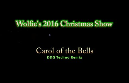 Wolfie - Carol of the Bells by DDG Techno Remix