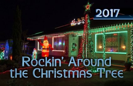 ryanschristmaslights - Rockin' Around the Christmas Tree by Victoria Duffield