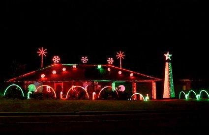 Australian Christmas Lighting And Computer Animation Community Auschristmaslighting