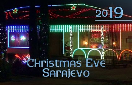 ryanschristmaslights - Christmas Eve Sarajevo by Trans-Siberian Orchestra
