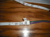 Strip with Clip Connector soldered.jpg.JPG