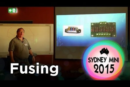 Sydney Mini 2015 - Fusing and mixing voltages