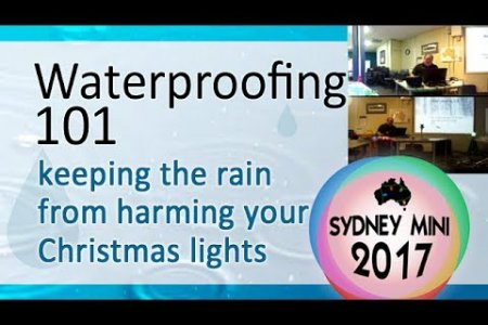 Sydney Mini 2017 - Waterproofing 101