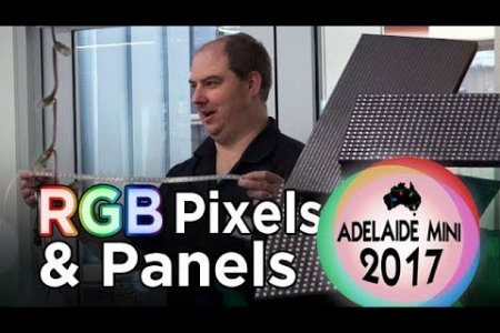 Adelaide Mini 2017 - Light Types: from Pixels to LED Panels
