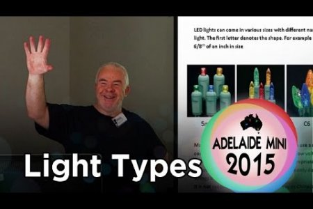 Adelaide Mini 2015 - Light Types