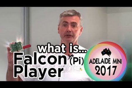 Adelaide Mini 2017 - Falcon Player: what is it, why use it?
