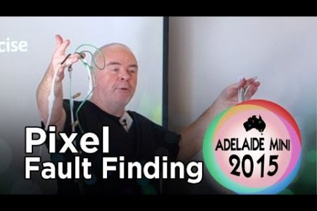 Adelaide Mini 2015 - Pixel Fault Finding