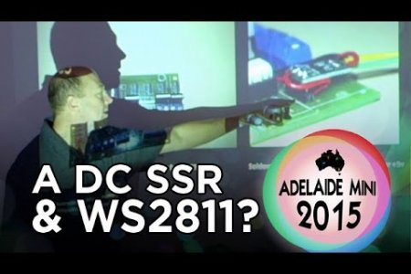 Adelaide Mini 2015 - Converting DC SSRs to WS2811 input