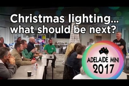 Adelaide Mini 2017 - What should be next for Christmas lighting (an open discussion)