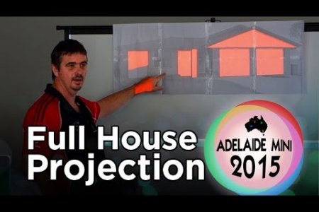 Adelaide Mini 2015 - Full House Projection (with Adobe Premiere)