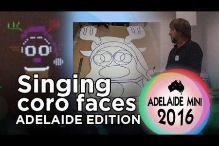 Adelaide Mini 2016 - Singing Faces