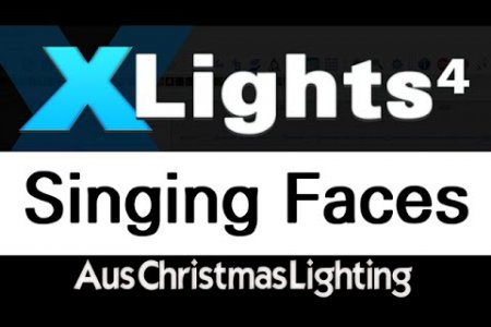 XLights 4 Webinar: Singing faces