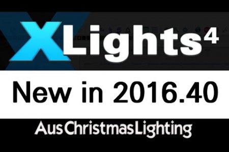 XLights 4 Webinar: New in version 2016.40 - YouTube