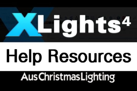 XLights 4 Webinar: Support Resources