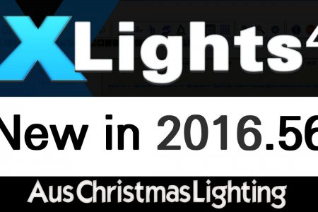 XLights 4 Webinar: New in version 2016.56