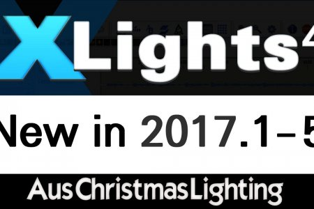 XLights 4 Webinar: New in versions 2017.1 - 2017.5