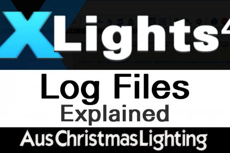 XLights 4 Webinar: Log Files Explained