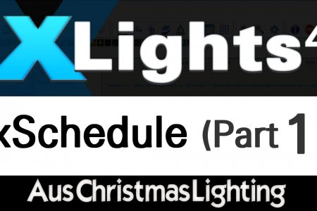 XLights 4 Webinar: xSchedule (Part 1)