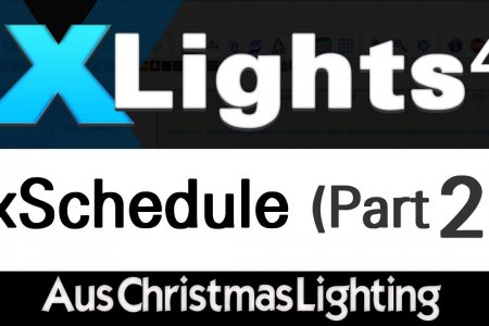 XLights 4 Webinar: xSchedule (Part 2)