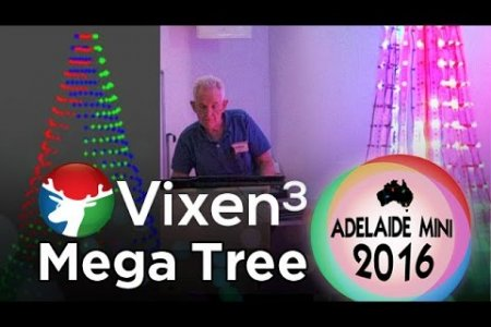 Adelaide Mini 2016 - Vixen 3.2 Mega Tree