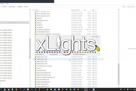 Configuring and restoring xLights backups - YouTube