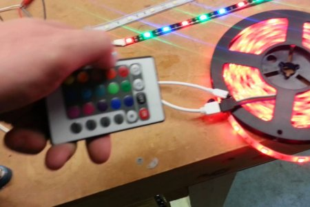 Beginner's Intro to the various LED Strips - YouTube