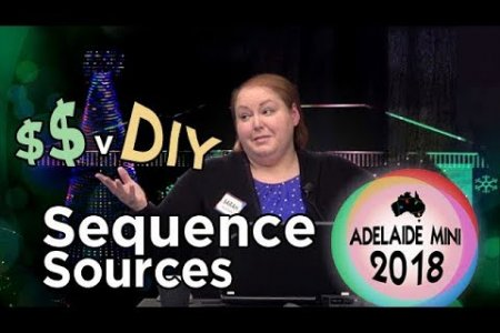 Sequence sources: A DIY vs third-party discussion - 2018 Adelaide Mini