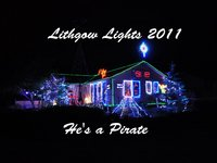 lithgowlights - He's a Pirate